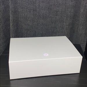 Lululemon collectible box new